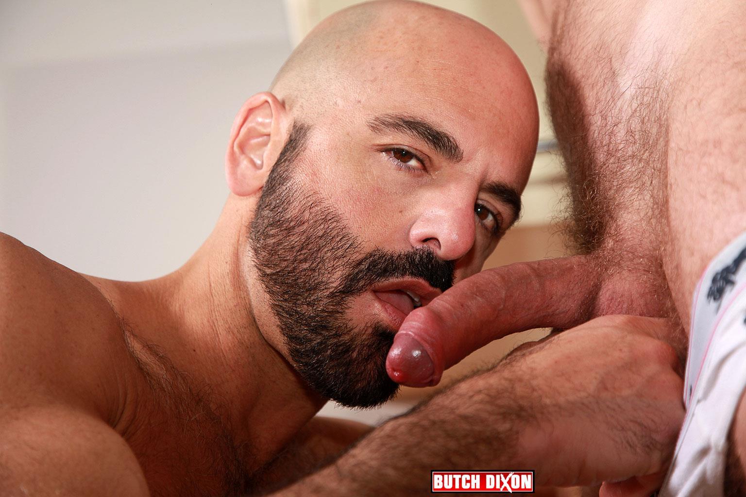 Butch-Dixon-Adam-Russo-and-Adam-Dacre-Getting-Fucked-By-A-Big-Uncut-Cock-Amateur-Gay-Porn-02 Adam Russo Getting A Big Bareback Uncut Cock Up His Hairy Ass