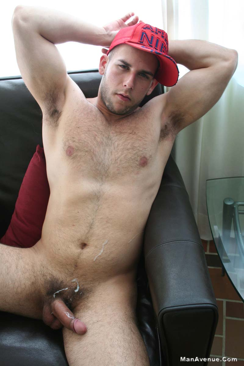 amateur jack hunk Muscle solo off