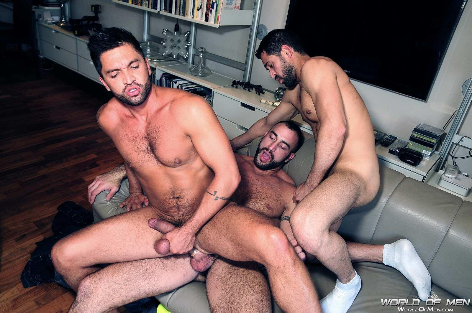 Gay clip of dominic works their impatient 3