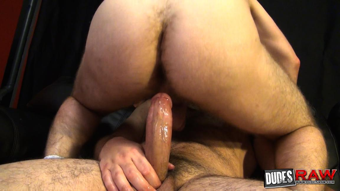 Dudes-Raw-Kodah-Filmore-and-James-Roscoe-Barebacking-A-Hairy-Ass-Piggy-Sex-Amateur-Gay-Porn-14 Pure Pigs:  Kodah Filmore Breeding James Roscoe