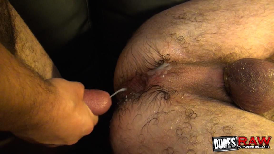 Dudes-Raw-Kodah-Filmore-and-James-Roscoe-Barebacking-A-Hairy-Ass-Piggy-Sex-Amateur-Gay-Porn-17 Pure Pigs:  Kodah Filmore Breeding James Roscoe