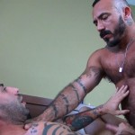 Dudes-Raw-Alessio-Romero-and-Nick-Cross-Hairy-Latino-Muscle-Daddy-Barebacking-Amateur-Gay-Porn-44-150x150 Hairy Muscle Daddy Alessio Romero Barebacking Nick Cross