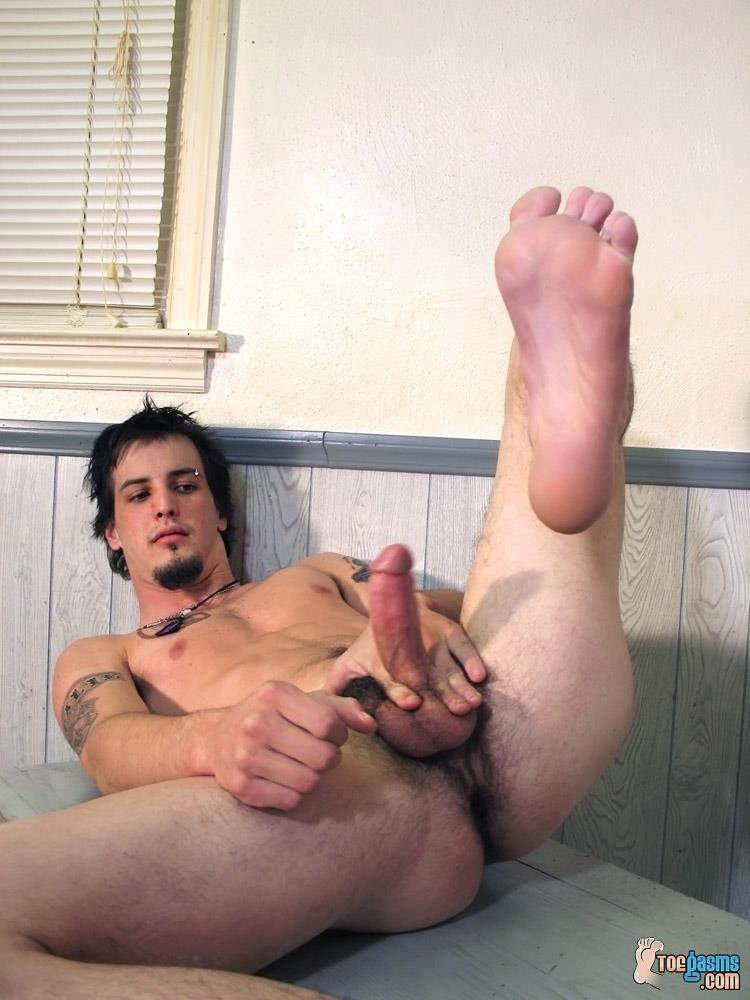 Lick Gay Skater Dick Cum Feet