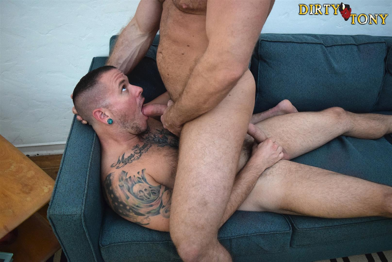 Dirty Tony Shay Michaels and Max Cameron Hairy Muscle Hunk Bareback Amateur Gay Porn 08 Hairy Muscle Hunk Shay Michaels Barebacking Max Cameron