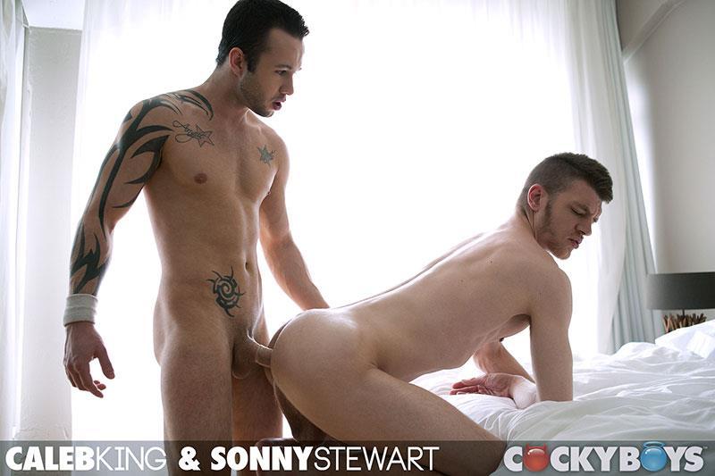 CockyBoys-Sonny-Stewart-and-Caleb-King-Big-Uncut-Cock-Fucking-Amateur-Gay-Porn-22 Big Uncut Cock Fucking With Sonny Stewart & Caleb King