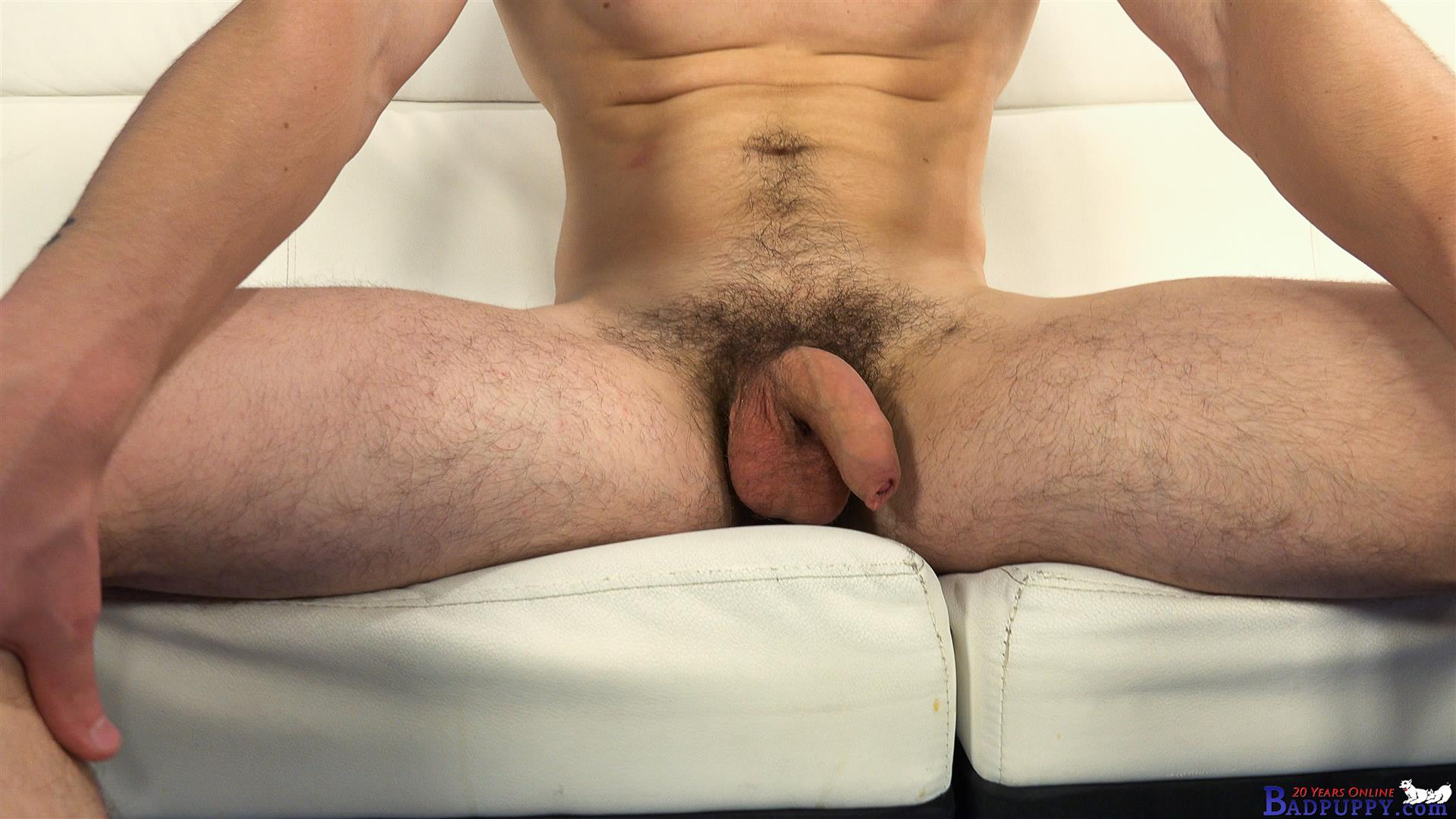 Valer Starek Badpuppy Masturbation Big Uncut Cock Hairy Ass Amateur Gay Porn 04 Young Czech Guy Auditions For Gay Porn With His Big Uncut Cock And Hairy Ass