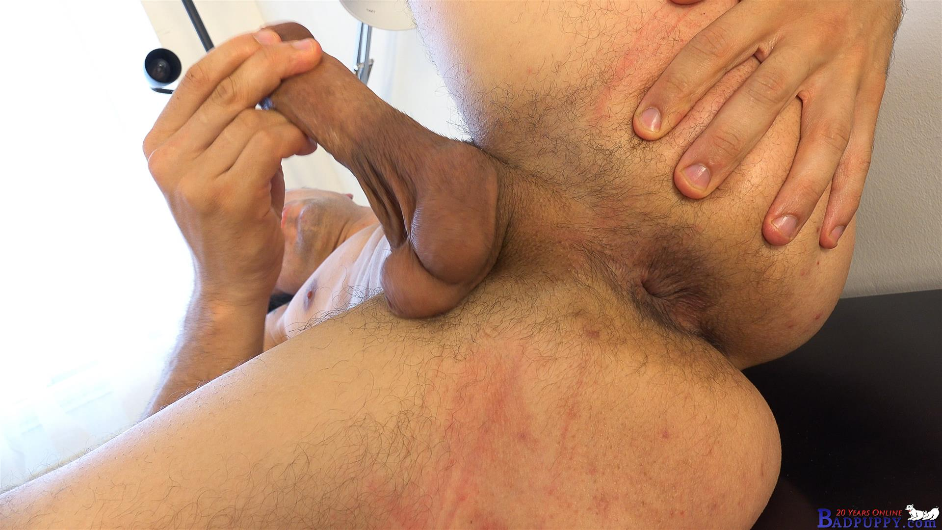 big dick masturbating