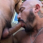 Dudes-Raw-Alessio-Romero-and-Mario-Cruz-Bareback-Muscle-Daddy-Latino-Amateur-Gay-Porn-10-150x150 Muscle Daddy Alessio Romero Gets Bred By Mario Cruz
