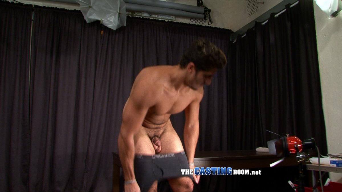 The Casting Room Hossam Naked Arab Jerking Big Arab Cock Amateur Gay Porn 06 Straight Arab Auditions For Porn and Jerks His Hairy Cock