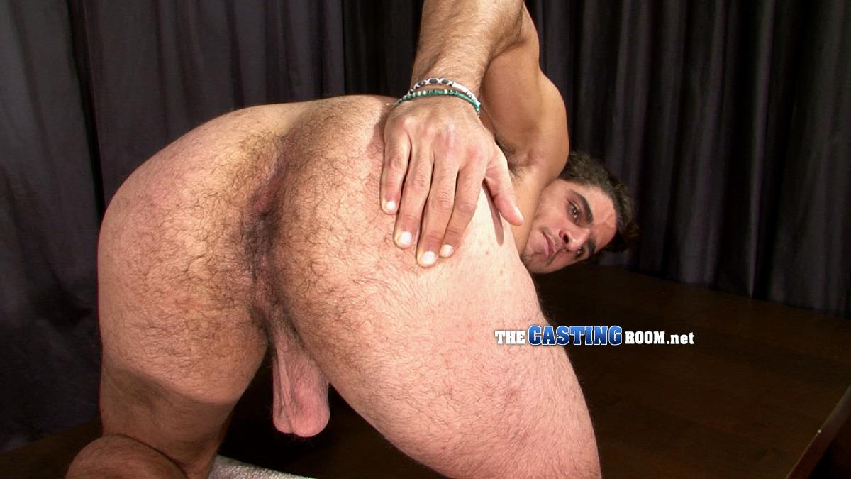 The Casting Room Hossam Naked Arab Jerking Big Arab Cock Amateur Gay Porn 08 Straight Arab Auditions For Porn and Jerks His Hairy Cock