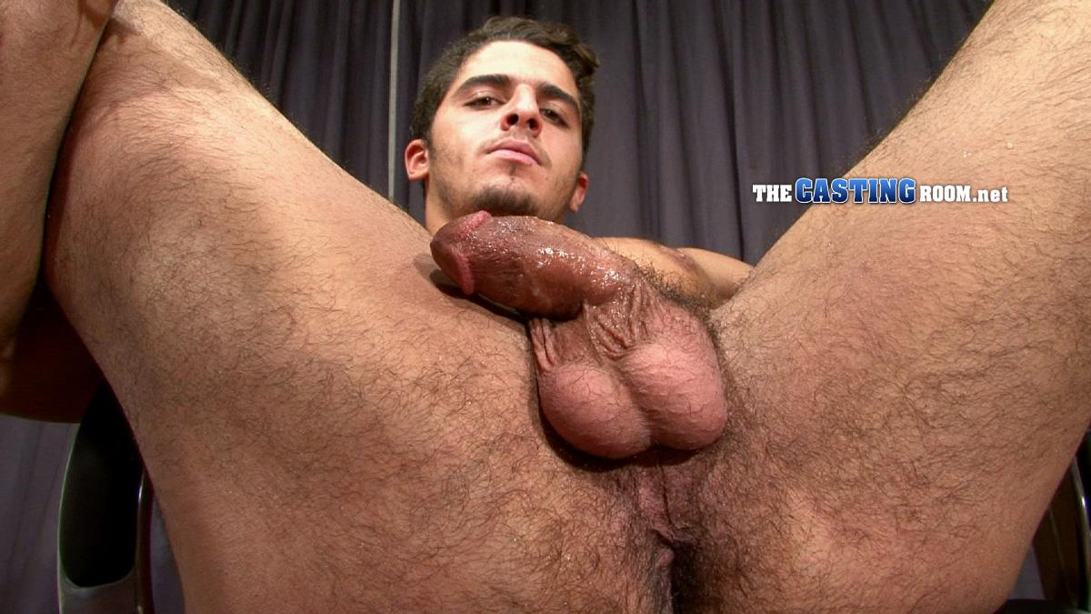 The-Casting-Room-Hossam-Naked-Arab-Jerking-Big-Arab-Cock-Amateur-Gay-Porn-17 Straight Arab Auditions For Porn and Jerks His Hairy Cock