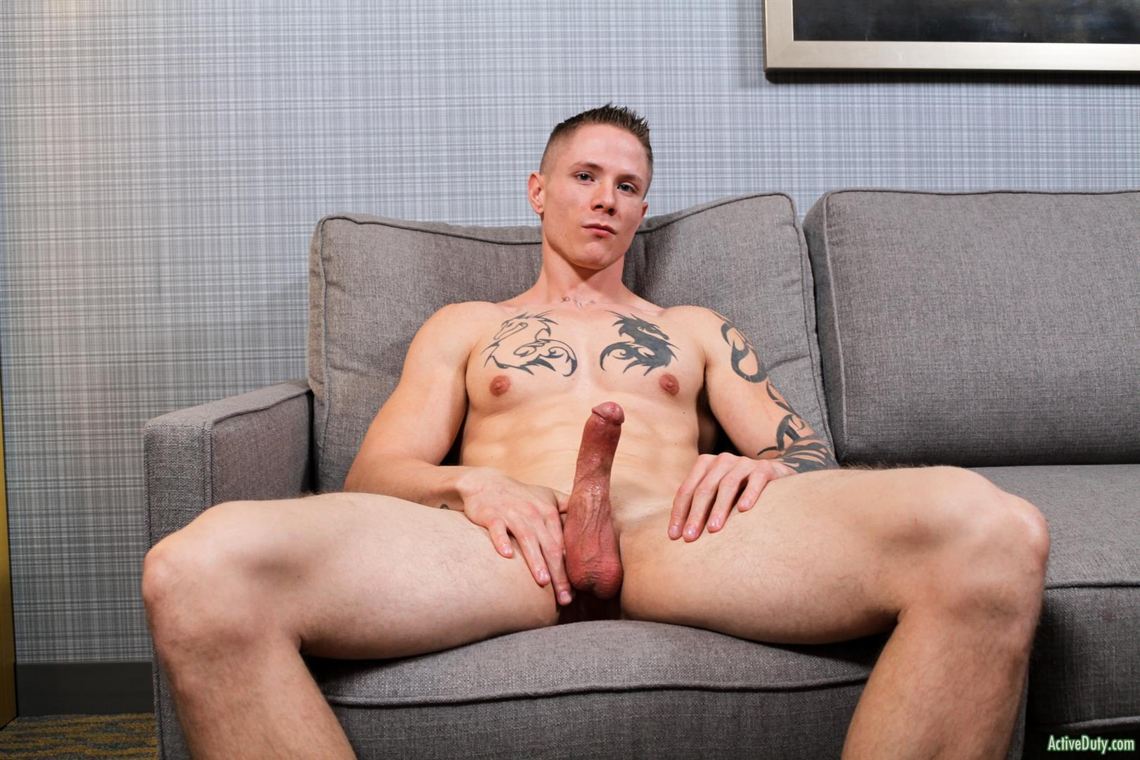 ActiveDuty-Guy-Houston-Naked-Army-Guy-Jerking-Off-Amateur-Gay-Porn-08 Straight Army Soldier Auditions For Gay Porn And Blows A Load