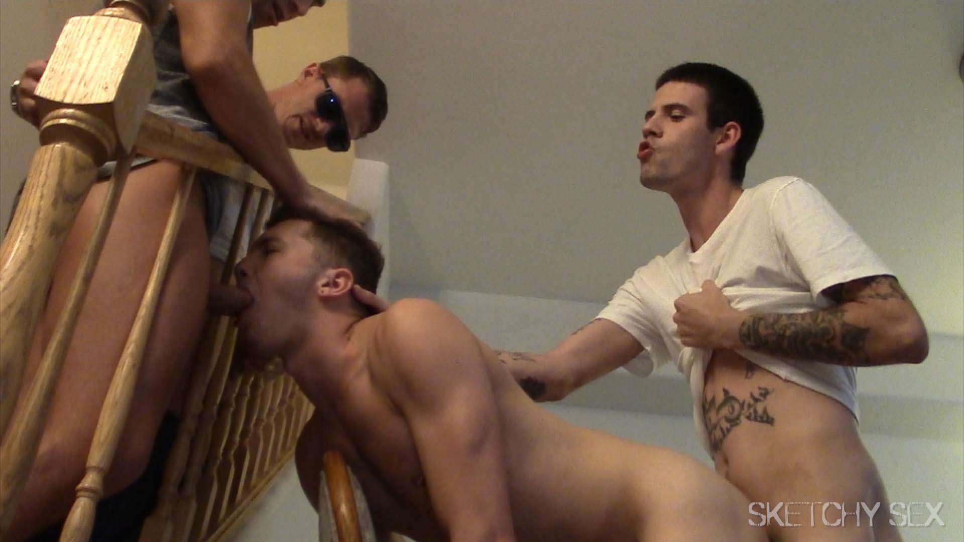 Sketchy Sex Bareback Sex Orgy Amateur Gay Porn 06 All Out Bareback Sex Buffet At The Sketchy Sex Condo