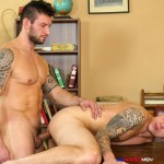 UK-Naked-Men-Rado-Zusila-and-Mickey-Rush-Uncut-Cock-Bareback-Amateur-Gay-Porn-08-150x150 Younger British Guy Takes An Uncut Cock Up The Ass Bareback For The First Time