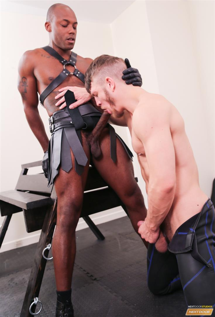 Next Door Ebony Osiris Blade and Caleb King Big Black Cock In White Ass Amateur Gay Porn 10 Caleb King Gets Dominated By Osiris Blades Big Black Cock