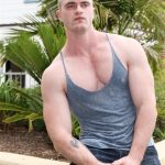 Active-Duty-Scott-Ambrose-Muscle-Naked-Marine-Jerking-Off-Amateur-Gay-Porn-04-150x150 Hairy Muscular American Marine Jerks His Thick Cock