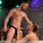 UK Hot Jocks Andro Maas and Rico Fatale Big Uncut Ginger Cock 13 150x150 Andro Maas Nails Rico Fatale With His Big Uncut Ginger Cock