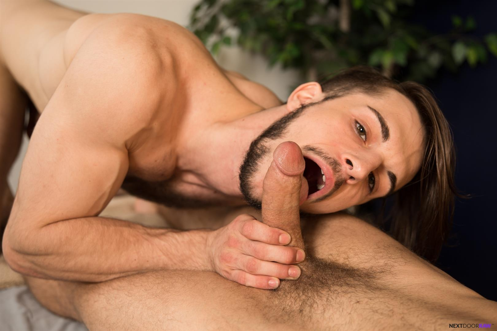 Next-Door-Raw-Tyler-Carver-and-Donte-Thick-Bareback-Massage-07 Tyler Carver and Donte Thick In A Bareback Massage