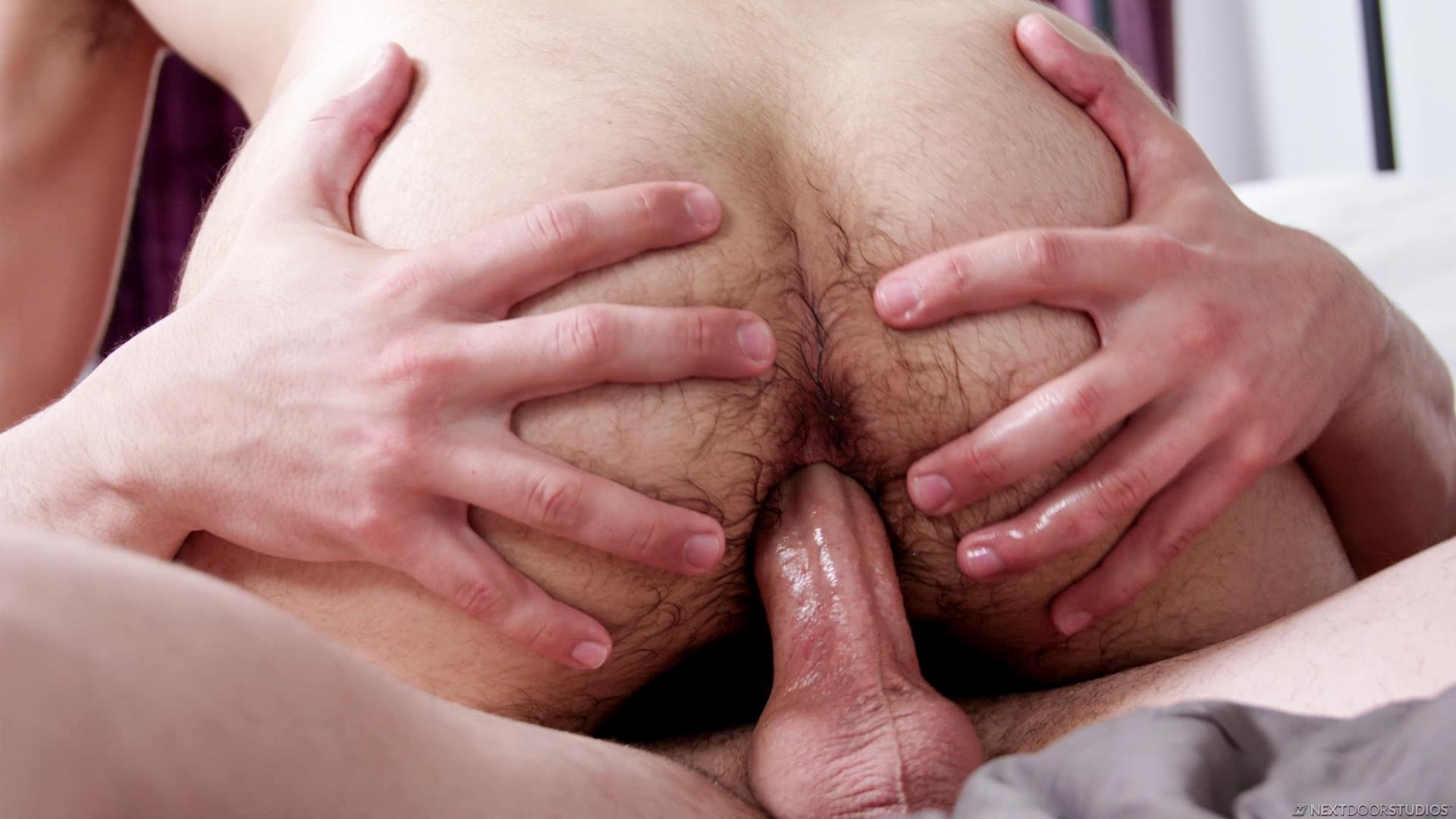 Next-Door-Studios-Johnny-Hill-and-Dante-Colle-Big-Dick-Hipsters-Bareback-Flip-Fucking-13 Bareback Flip Fucking With Big Dick Hipster Johnny Hill and Dante Colle